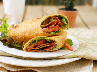 BLT wraps