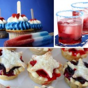 red white blue desserts