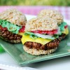 rice krispies burgers