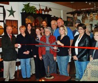 The Country Junction Ribbon Cutting