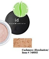 bareminerals eyecolors cashmere