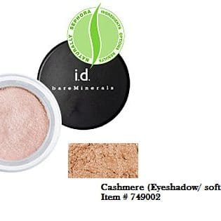 bareminerals eyecolors cashmere