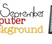 free september computer backgrounds