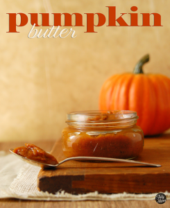 pumpkin butter recipe at TidyMom.net