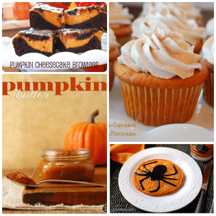 Plethora of pumpkin recipes