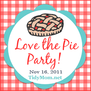 Love the Pie Party