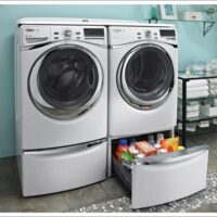 Whirlpool Duet Washer & Dryer