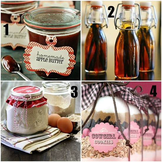 16 Homemade Gift Ideas In A Jar