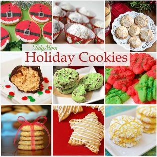 TidyMom Holiday Cookies