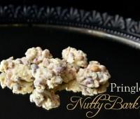Pringles Nutty Bark