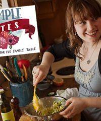 Aimee Winbush-Bourque of Simple Bites