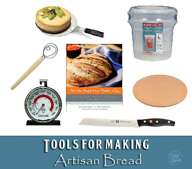 Bread Making Tools
