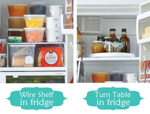 Fridge Organization | Smart Organizing Tips for the Kitchen