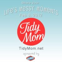 Life's messy moments linky party & giveaway