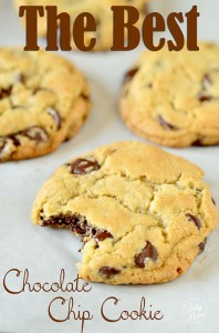 The Best Chocolate Chip Cookie TidyMom