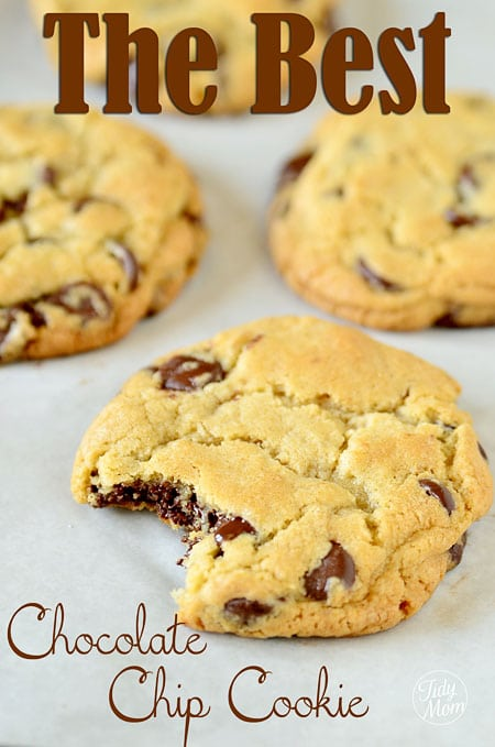The Best Chocolate Chip Cookie Recipe | New York Times ...