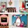Valentine Mantels