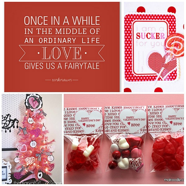 Valentine Printables