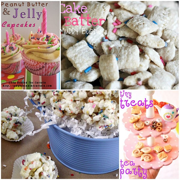 Birthday Party Ideas And Treats