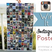 Win an Instagram Poster