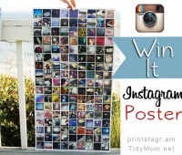 Win an Instagram Poster