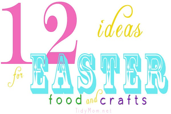 12 Easter Ideas
