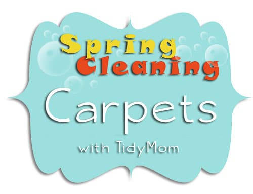 Spring Cleaning Carpets TidyMom