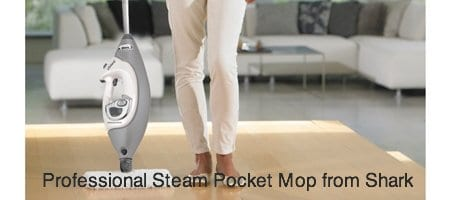 Spring Cleaning Challenge Shark Steam Mop
