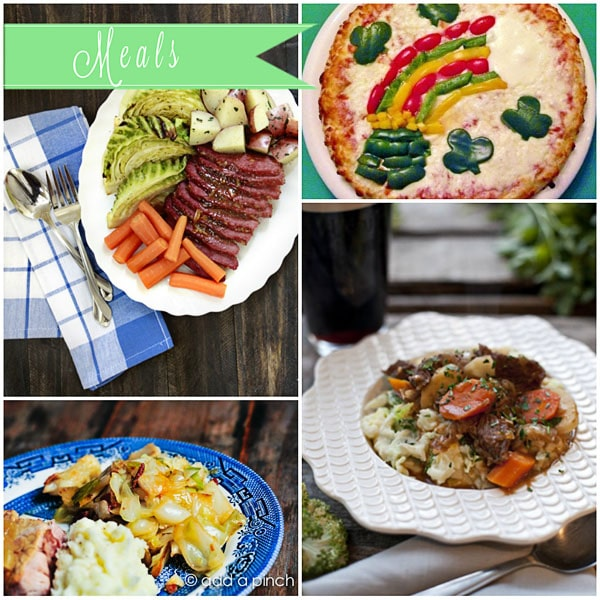 St. Patrick's Day Meals