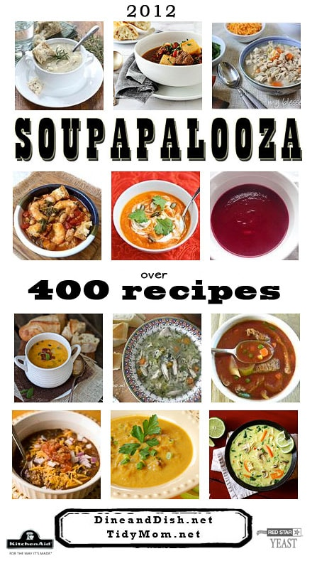 soupapalooza 2012 features