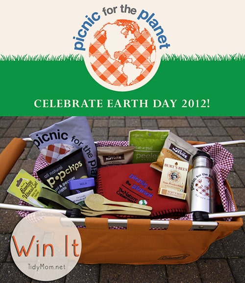 Picnic for the Planet Basket Giveaway