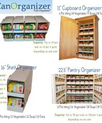 The Can Organizer
