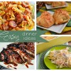 What's for dinner? I have two requirements for week night dinners: Easy & Quick Here are 17 QUICK AND EASY DINNER IDEAS