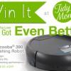 iRobot Scooba 390 Win It at TidyMom