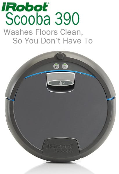 iRobot Scooba 390