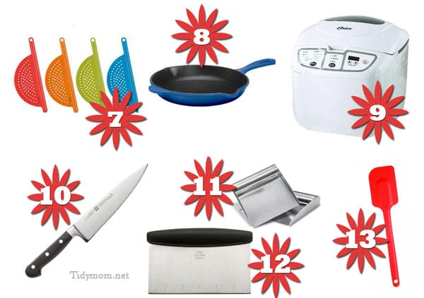  Kitchen Gift ideas for Mom