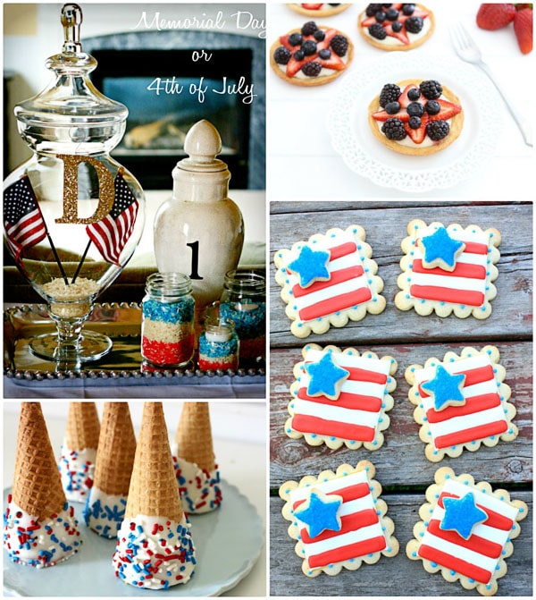 Patriotic Summer Ideas