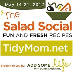 Salad Social with TidyMom starting May 14, 2012