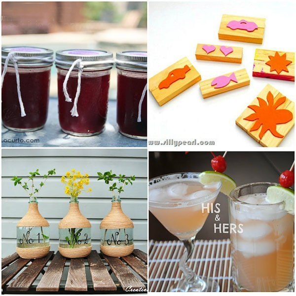 16 Ideas For Summer Crafts Recipes Diy Parties