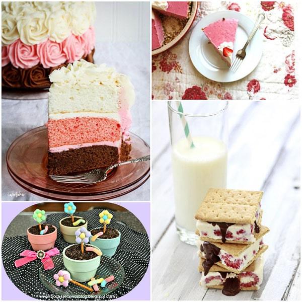 Tempting Desserts