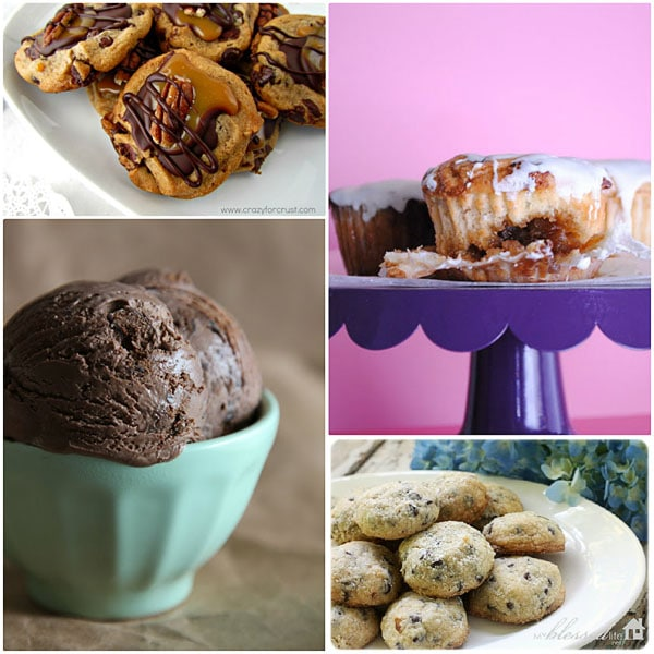 tempting desserts from bloggers