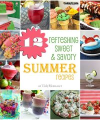 12 Refreshing Summer Recipes
