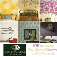 Cutting Edge Stencil Giveaway