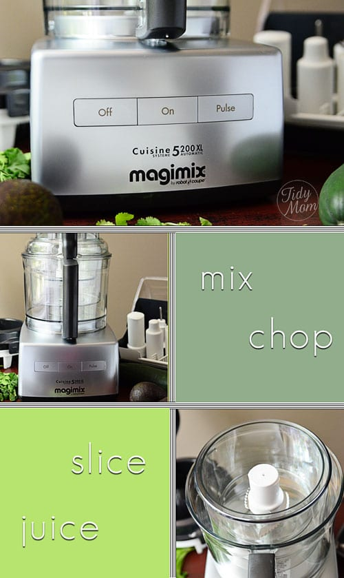 Magimix Food Processor