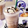 Pepermint Pattie Iced Coffee at TidyMom