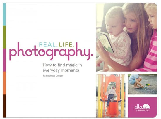 Real Life Photography e-book