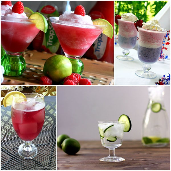 Refreshing Summer Drink Recipes