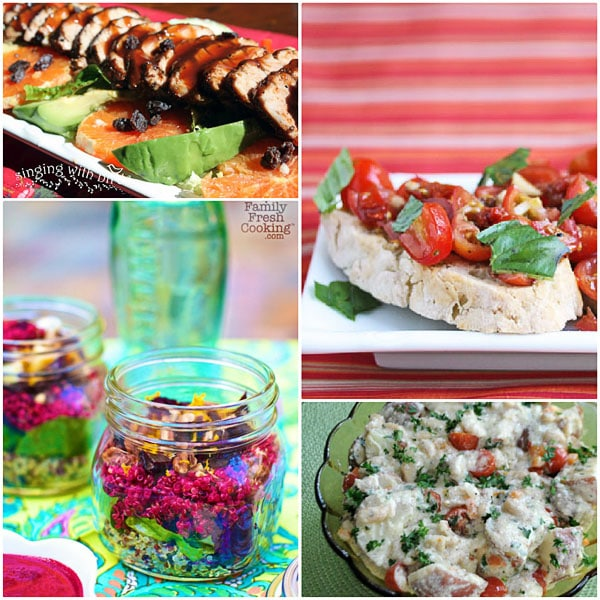Savory Summer Recipes