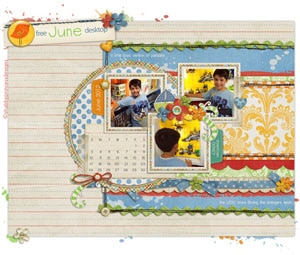 Shabby Shoppe Free June 2012 desktop