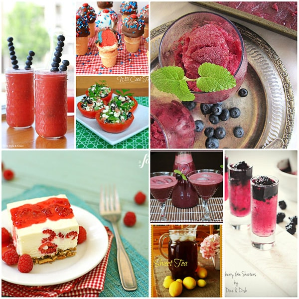 Refreshing Summer Recipes